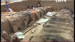 New secrets of the Terracotta Army
