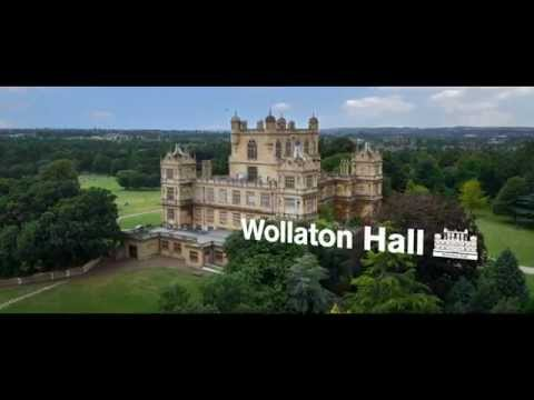 Wollaton Hall - Nottingham - England