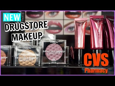 Come Shop With Me: NEW Drugstore Makeup at CVS!