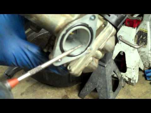 How Motorcycle Carburetors work and how to tune and clean them