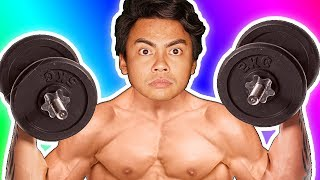 Download STRONGEST HUMAN ON EARTH! | Roblox Video