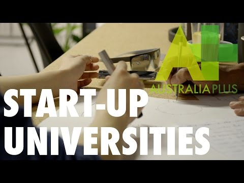 Australian universities embrace startup culture - Australia Plus