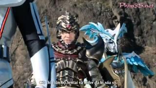 Xem Phim Kamen Rider x Super Sentai Super Hero Taisen full HD   Server V I P   1 f