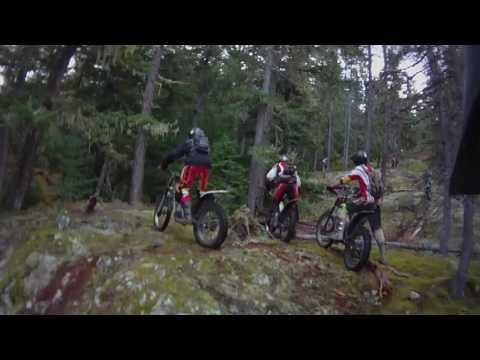 2 days of fun-riding in Squamish 2010