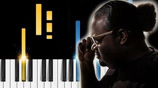 Poo Bear ft. Justin Bieber - Hard 2 Face Reality - EASY Piano Tutorial