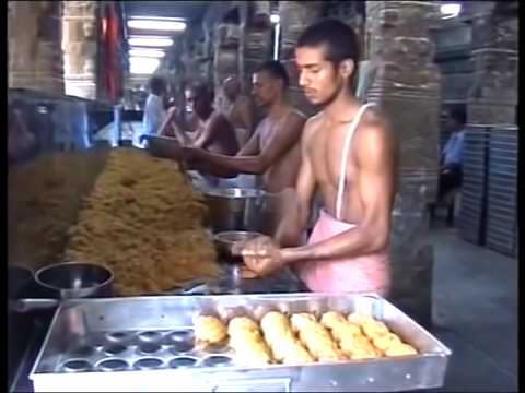 Preparation and Recipe of  TTD Laddu in Tirumala Tirupathi Devastanamu