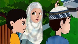 Buri chizen aur nematon ka hisab with Abdul Bari Islamic cartoons urdu
