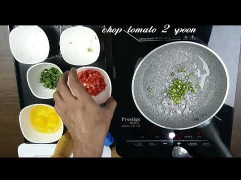 How to make perfect fluffy masala omelette