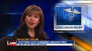 Concussion Headache Cure