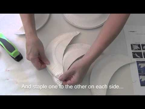 How to make a fun Sydney Opera House hat