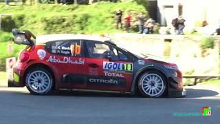 Rallye Tour de Corse 2018 WRC - Pont Barchetta, La Porta - Valle di Rostino  vend 6 avril à 10h