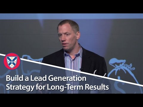 How to Build a Lead Generation Strategy for Long-Term Results
