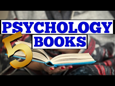 Top 5 Psychology Books To Become Smarter
