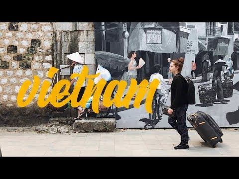 travel video vietnam | ho chi minh, phu quoc island, hanoi, halong bay | 2018