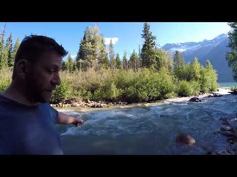 4 Weeks Mountain Camping Honeymoon - Valemount BC