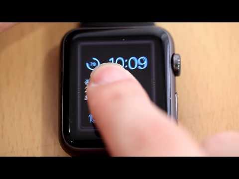 에누리 가격비교 애플 워치 리뷰 -  디지털 크라운과 포스터치-애플워치