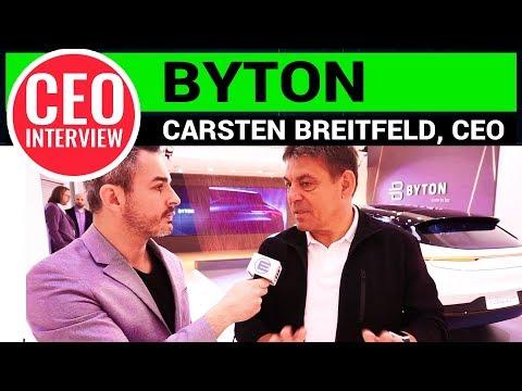 Hot New EV: Is Byton a New Tesla?