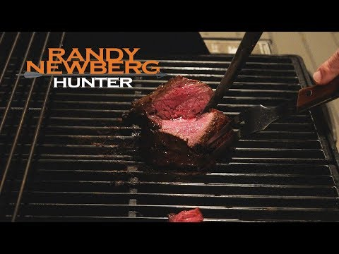 Grilling Fresh Moose Tenderloin with Randy Newberg