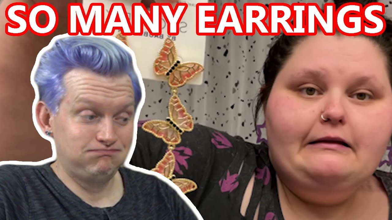 AMBERLYNN CAN'T STOP BUYING EARRINGS