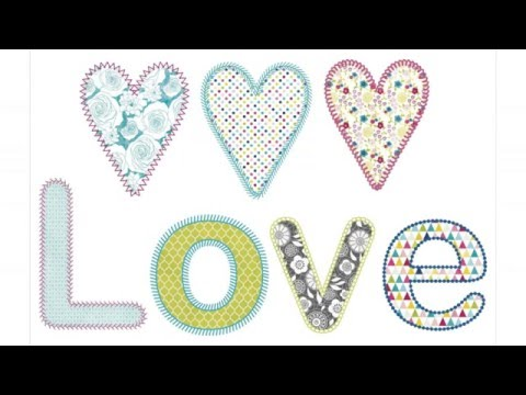 Crafter Stitch Font Tutorial