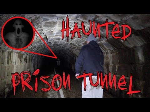 SOMETHING HAPPENED IN THIS HAUNTED PRISON TUNNEL | OmarGoshTV