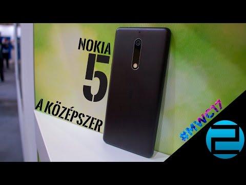 A hatos kisöccse | Nokia 5 bemutató