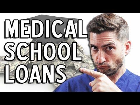 How To Get Medical School Loans & Handle Debt