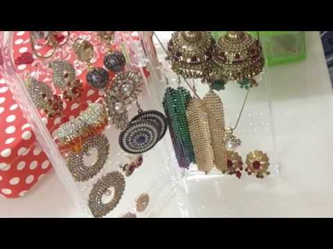 My jewelry collection/Indian jewelry collection