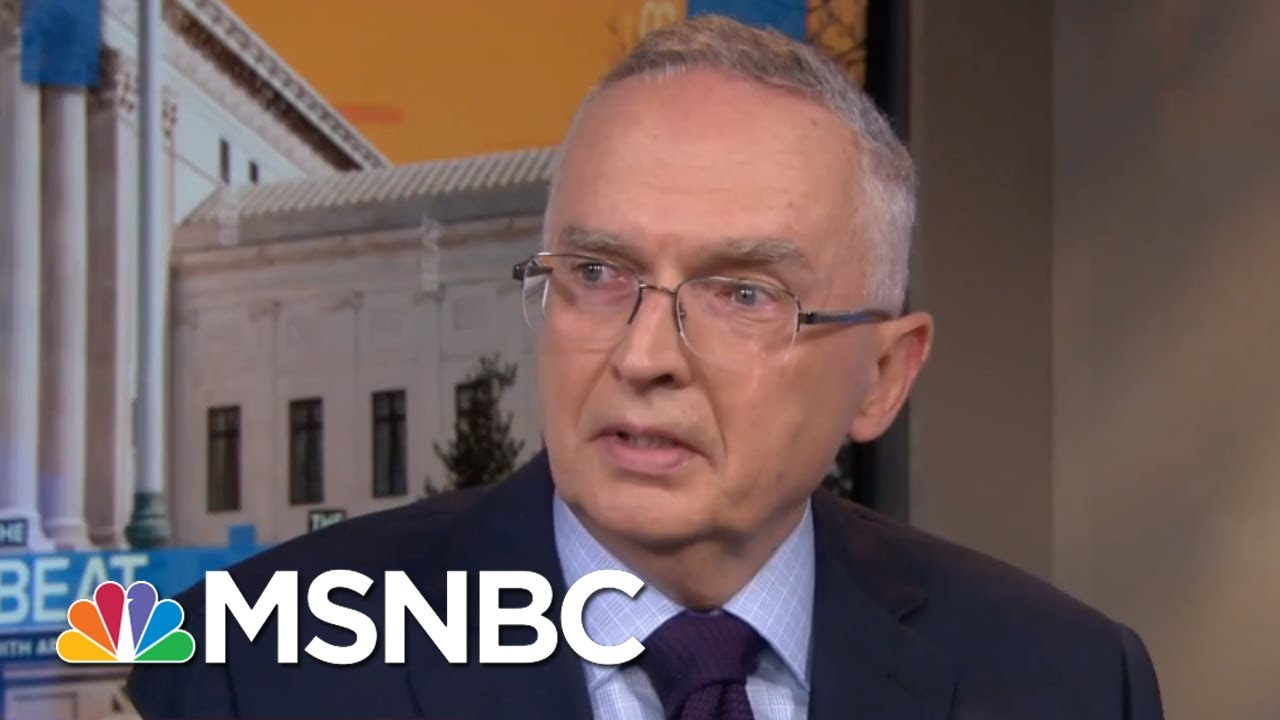 Ret. Lt. Col: President Trump Is A 'Potent Destructive Force' | The Beat With Ari Melber | MSNBC
