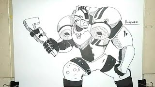 How To Draw Hero Mobile Legends Videos Ytube Tv