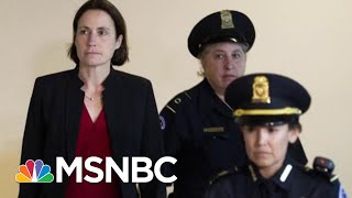 NBC News: WH Tried To Limit Testimony For Former Trump Russia Adviser   The Last Word   MSNBC