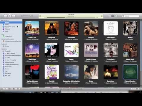 Gravar CD de áudio no MAC / Burn an Audio CD on MAC OS X