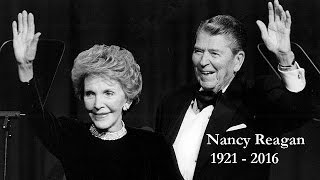 Tributes As Former Us First Lady Nancy Reagan Dies At 94
