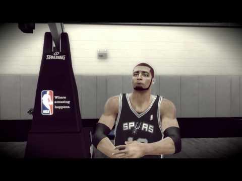 NBA 2k12 MY PLAYER SHOE ENDORSEMENT