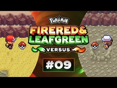Pokemon Fire Red and Leaf Green Versus - EP09 | RIDICULOUS ITEMS!