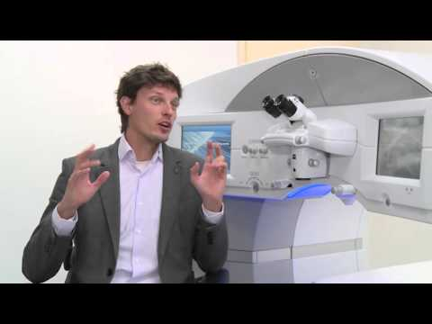 Dr Tomáš Juhás on laser eye surgery recovery and Champion's League