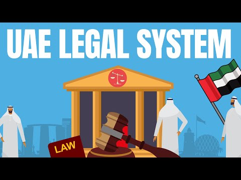 UAE Legal System explained | Lex Animata  |  Hesham Elrafei