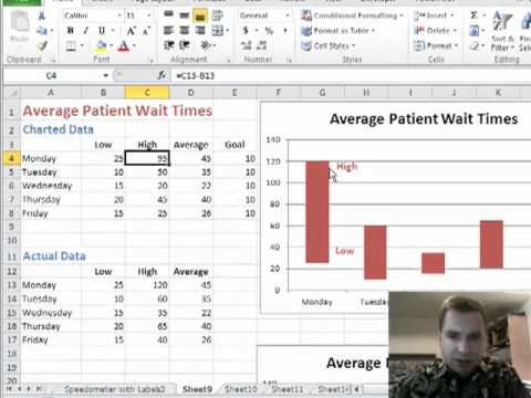 Excel Video 122 Floating Columns
