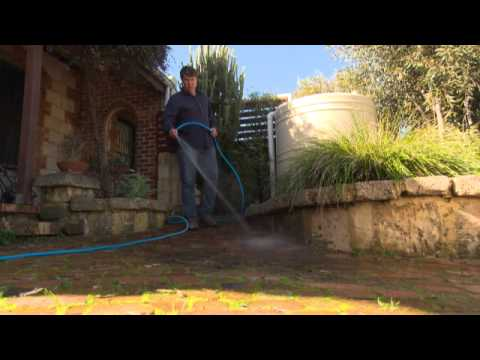 The Garden Gurus - Removing Moss from Pavers