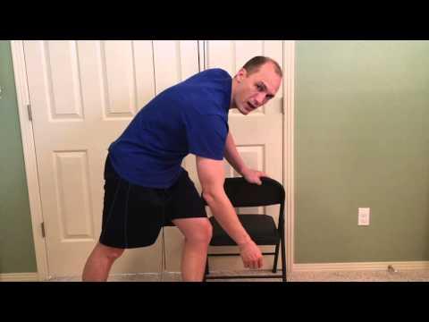 How to Properly Perform Pendulum Exercises