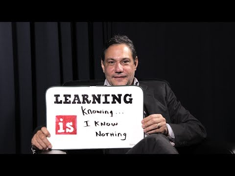 Learning is Knowing... I Know Nothing | Russell Sarder feat. Joseph Ferrara | Series 288