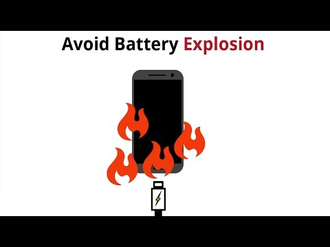 How to Stop Your Phone's Battery from Exploding