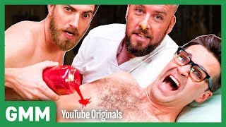 Guess That Candle Scent Challenge ft. Chris Sullivan