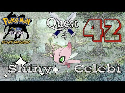 Pokémon Crystal Playthrough - Hunt for the Pink Onion! #42