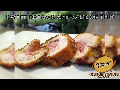 Chicken Cordon Bleu   Gourmet Safari