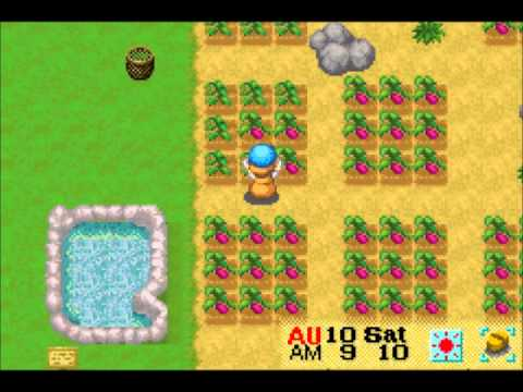 Let's Play Harvest Moon: Friends of Mineral Town 39: Soup