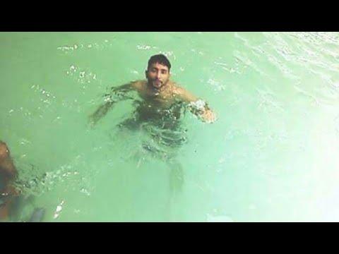 Pakistan Navy swimming test. Must watch