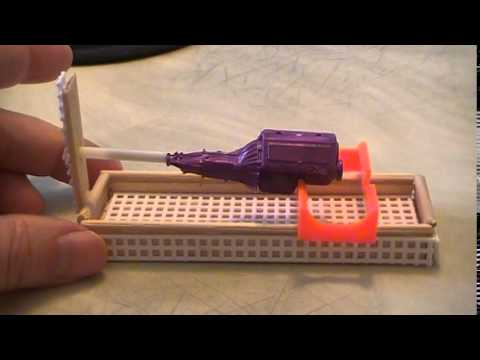 Dr Cranky Build an Engine Stand Challenge