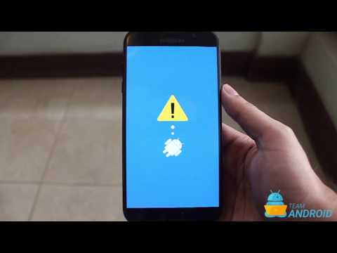 How to Enter Recovery Mode on Galaxy A7 2017