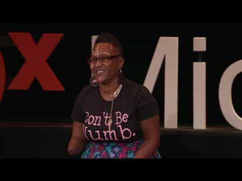 We have the power to stop violence in our communities | Erricka Bridgeford | TEDxMidAtlantic